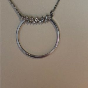 Express NWT cubic zirconia necklace ! A must have